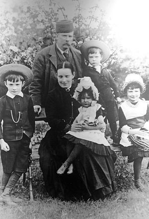 Margaret Pearse - Image: Pearse Family Portrait