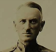 Percy P. Bishop, commander of the VII Corps Area.