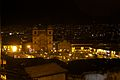 Peru - Cusco 008 - night glow of the Plaza de Armas (6967531926).jpg