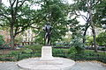 Peter Stuyvesant statue of Stuyvesant Square in Manhattan.JPG