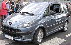 Peugeot 1007 - Wikipedia