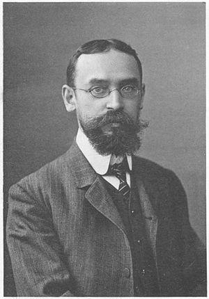 Hermann Johannes Pfannenstiel - Hermann Johannes Pfannenstiel (1862-1909)