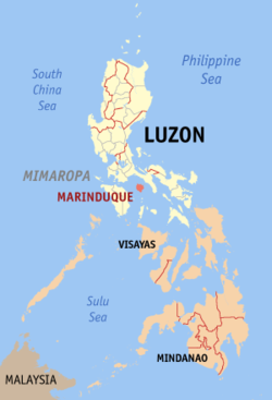 map of the philippines with