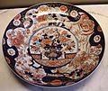 Piatto in ceramica giapponese imari, xix secolo, 01.jpg
