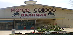 Los Angeles Pierce College - South Gym