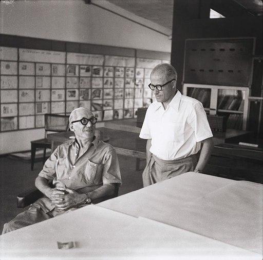 Pierre Jeanneret Le Corbusier