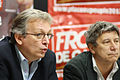 Pierre Laurent et Eric Coquerel, 23 novembre 2011.jpg