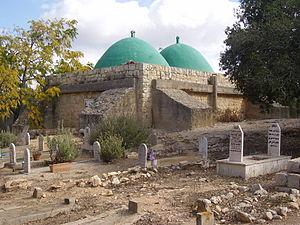 Kaukab Abu al-Hija - Maqam (shrine) of Abu al-Hija