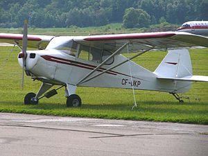 Piper PA-15 Vagabond - Piper PA-17 Vagabond