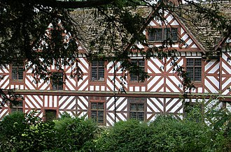Pitchford Hall - Pitchford Hall - detail