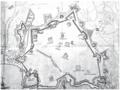 Planche tirée du Journal de l'expédition de M. de La Feuillade pour le secours de Candie, Lyon, 1669.png