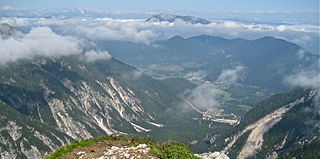 Planica Alpine valley