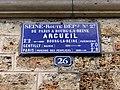 Plaque Cocher Route Départementale 27 Rue Cauchy Arcueil 1.jpg