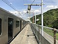 Platform of Dainyu Station.jpg