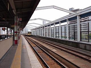 Tottori Station Railway station in Tottori, Tottori Prefecture, Japan