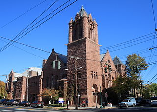 Plymouth Congregational Church (New Haven, Connecticut) United States historic place