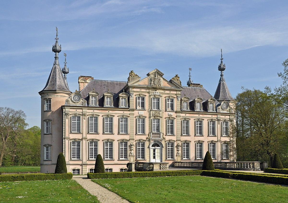 Kasteel van poeke wikipedia for Uit de hand te koop oost vlaanderen