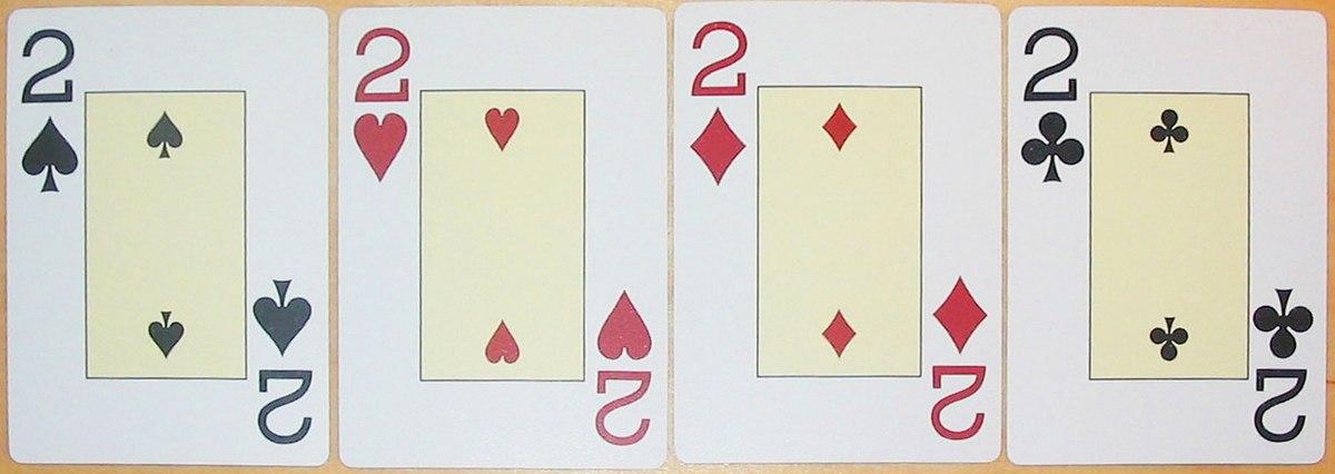 Poker Schlechteste Hand