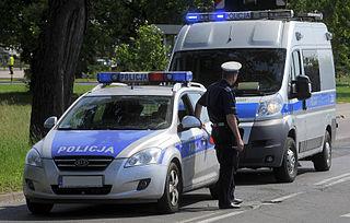 Law enforcement in Poland