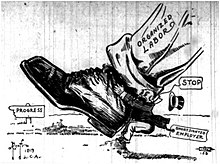 Labor unions in the United States - Wikipedia