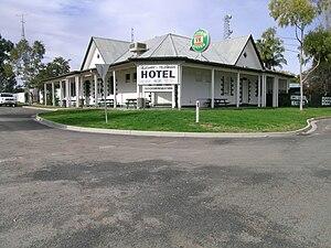 Pooncarie - Pooncarie Hotel