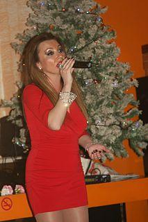 Popi Malliotaki Greek singer
