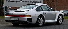 Porsche 959 – Heckansicht (1), 21. März 2013, Düsseldorf.jpg