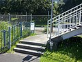 Port Kembla north station exit stairs.jpg