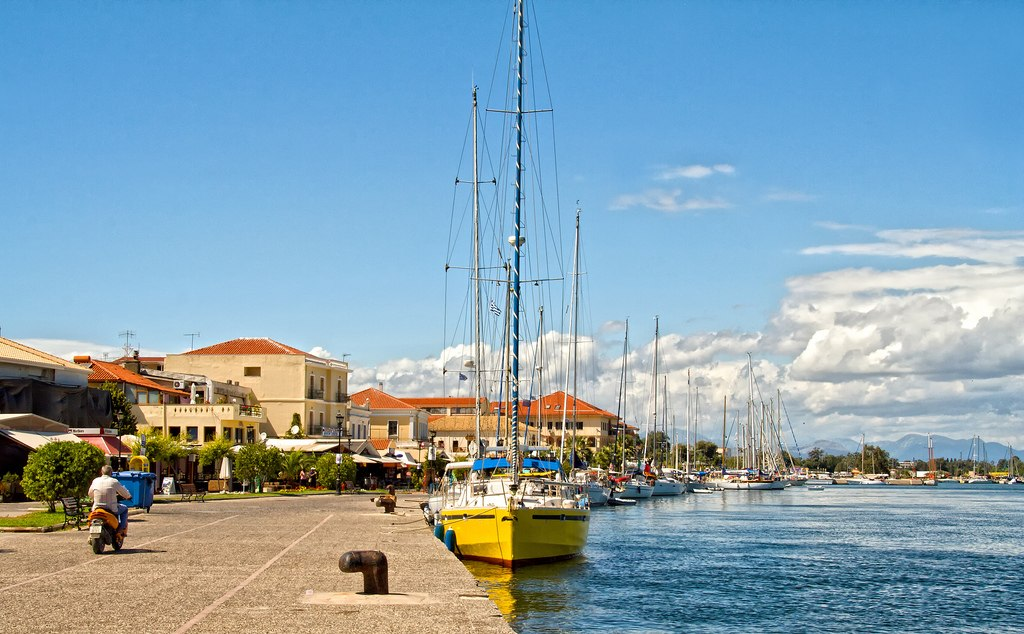Port of Preveza 2013
