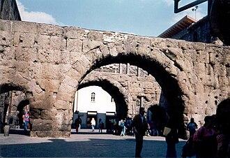 Aosta - Porta Prætoria.