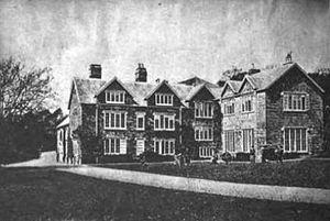 Grade II* listed buildings in Torridge - Image: Portledge House Alwington Devon
