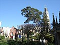 Portmeirion - from the gardens in the village - geograph.org.uk - 1176163.jpg