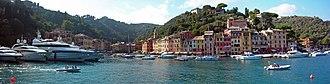 Portofino - Image: Portofino Panorama