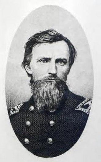 Hans Christian Heg - Colonel Hans Christian Heg, 15th Wisconsin Volunteer Regiment