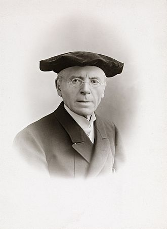 Jonas Lie (writer) - Image: Portrait of Jonas Lie