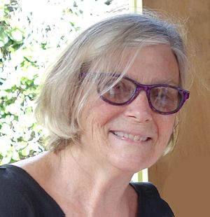 Nancy Buchanan - Image: Portrait of Nancy Buchanan