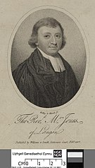 Revd. Mr. Jones of Langan