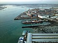 Portsmouth Historic Dockyard with HMS Warrior & HMS Victory.jpg