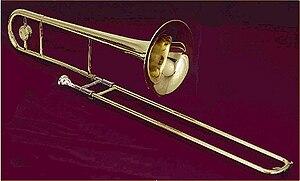 Trombone - Image: Posaune