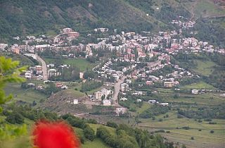 Posof Place in Ardahan, Turkey