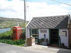 Post Office and shop at Abhainn Suidhe (geograph 1926639).jpg