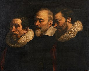Portrait of members of the Paris City Council (Councilors of Paris).