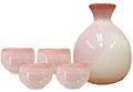 Powder pink sake set 4pcs.jpg