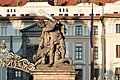 Praha, Hradčany Hradčanské náměstí, Pražský hrad 20170905 004.jpg