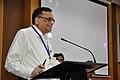 Pramod Kumar Jain Addressing - Opening Session - VMPME Workshop - Science City - Kolkata 2015-07-15 8542.JPG