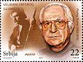 Predrag Tasovac 2013 Serbian stamp.jpg