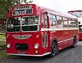 Preserved Red & White bus U164 (DAX 601C) Bristol MW ECW, 11 May 2011.jpg