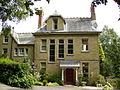 Prestigious house seen on the Mortimer Trail near Woodcock Hill - geograph.org.uk - 220009.jpg