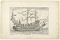 Print, From a Series of Naval Battles for Wedding Festivities of Cosimo Il de'Medici, Jason's Ship, 1608 (CH 18563535-2).jpg