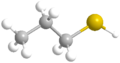 Propanethiol 3D.png